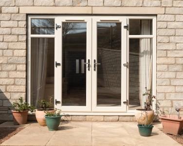 double glazed door poole