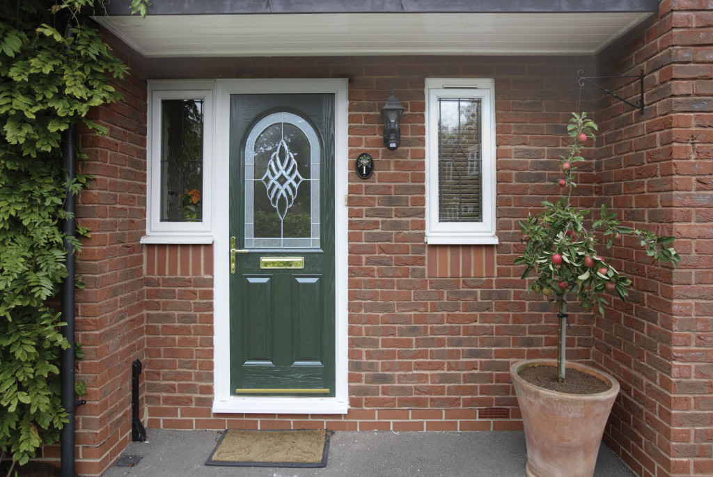 Front Doors Ferndown | Pure Trade Windows | Competitive Front Door ...
