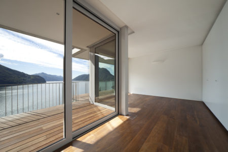 Aluminium sliding doors Ferndown
