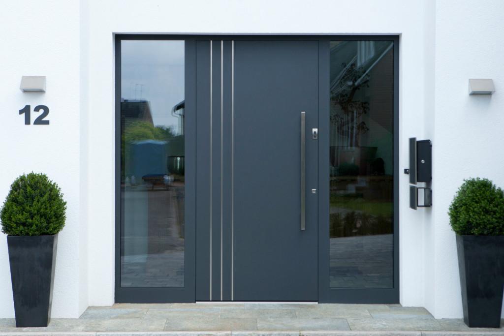 Aluminium Residential Doors Poole Double Glazed Doors