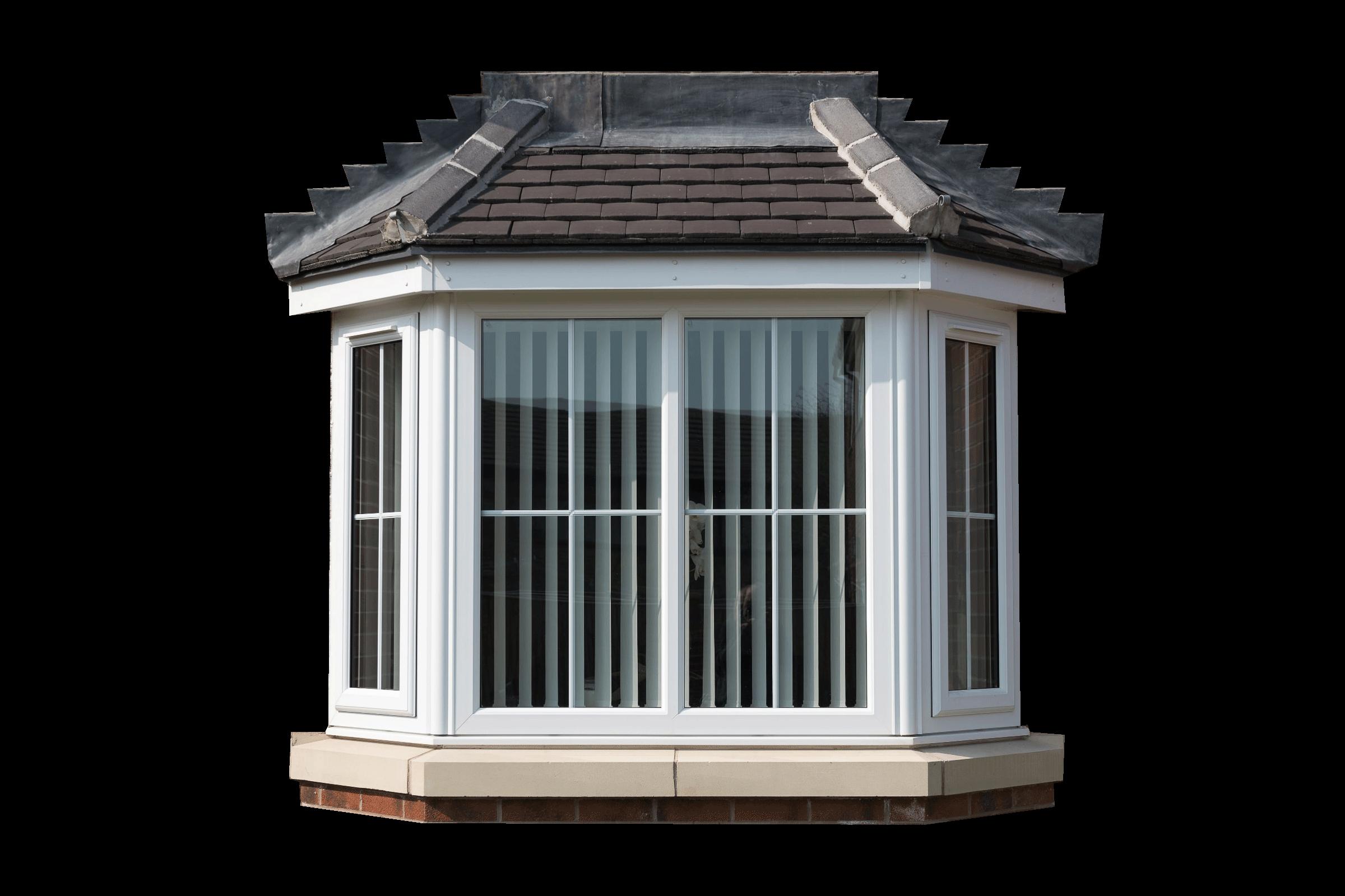 Bay windows upvc windows bournemouth ferndown for Window design png