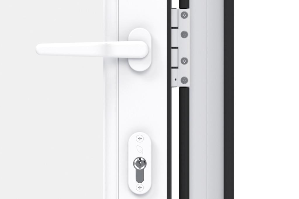 Bi-Fold Door Concealed Hardware Ferndown
