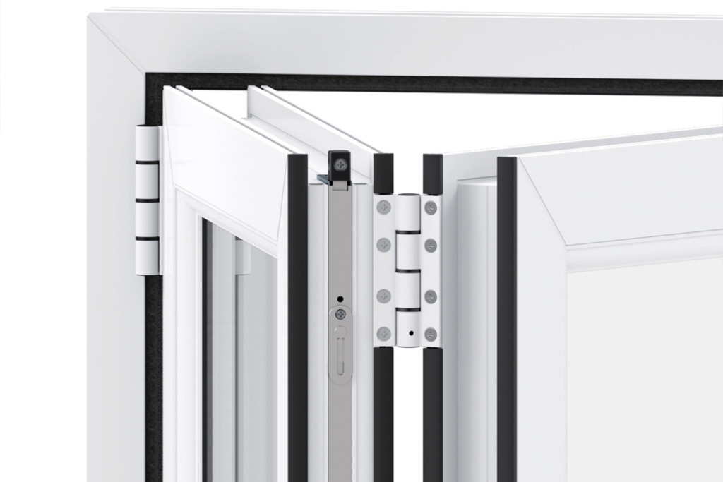 uPVC Bi-Fold Door Ferndown