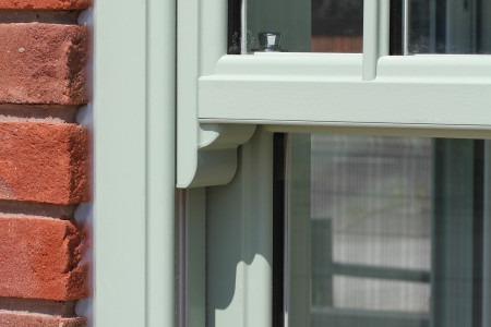 Decorative Sash Horn Windows Ferndown
