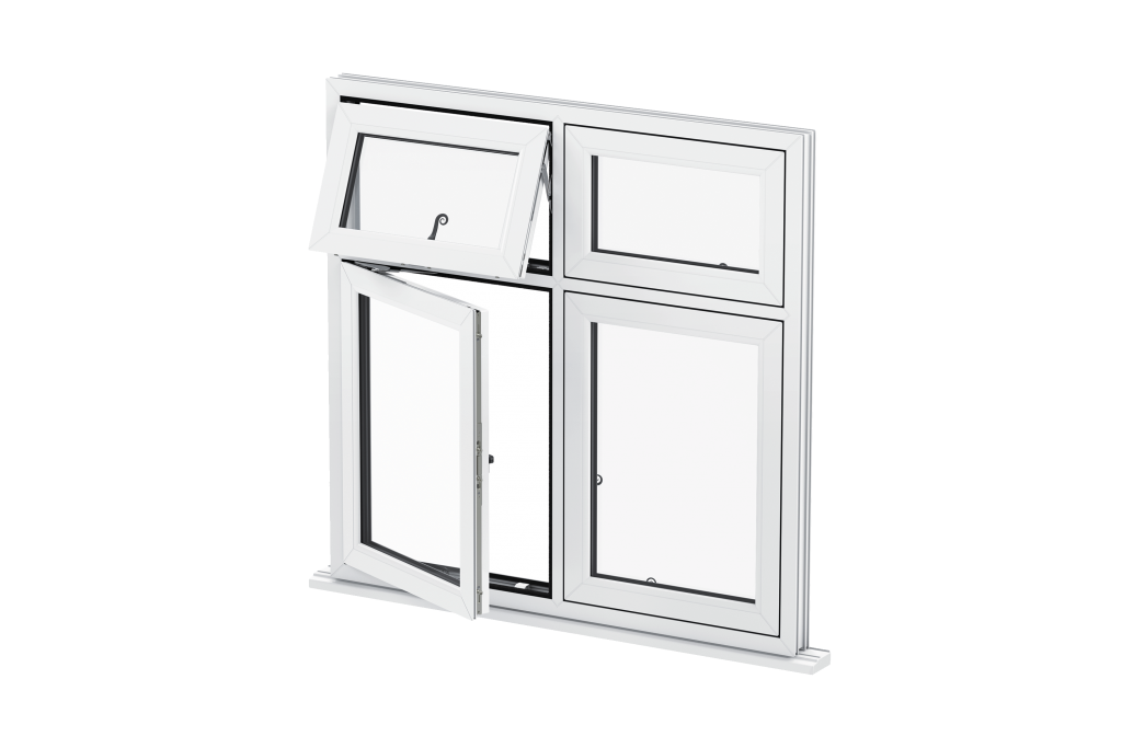 Flush Sash Window Double Glazing Bournemouth
