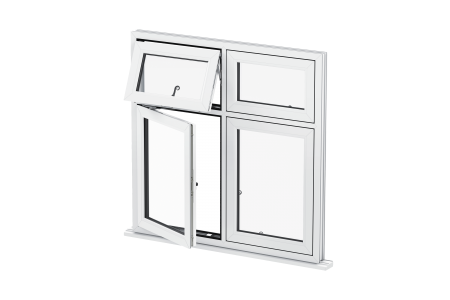 Flush Sash Window Ferndown