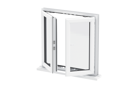 French Casement Window Ferndown