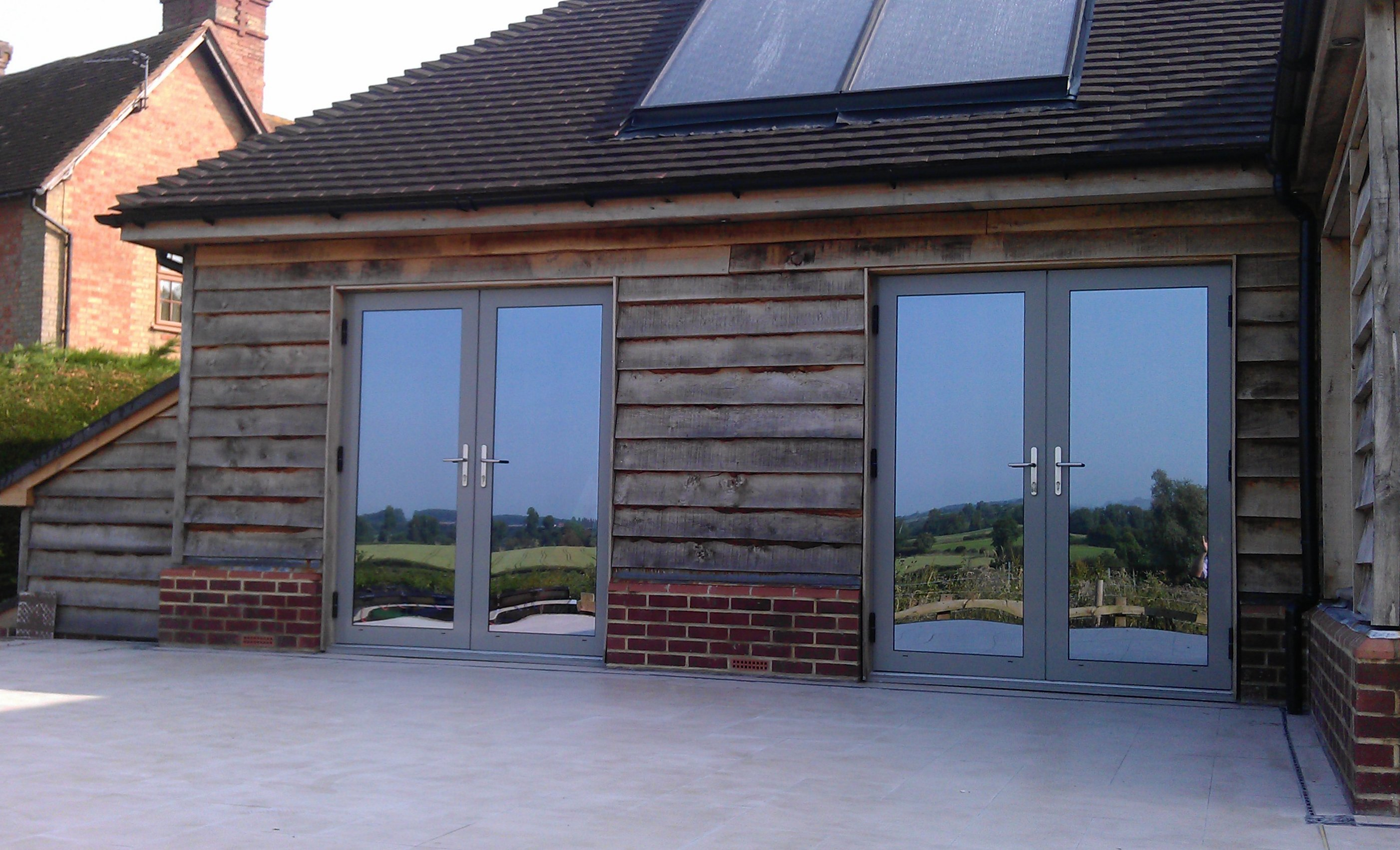 Double glazing prices dorset windows doors sliding door for Windows and doors prices