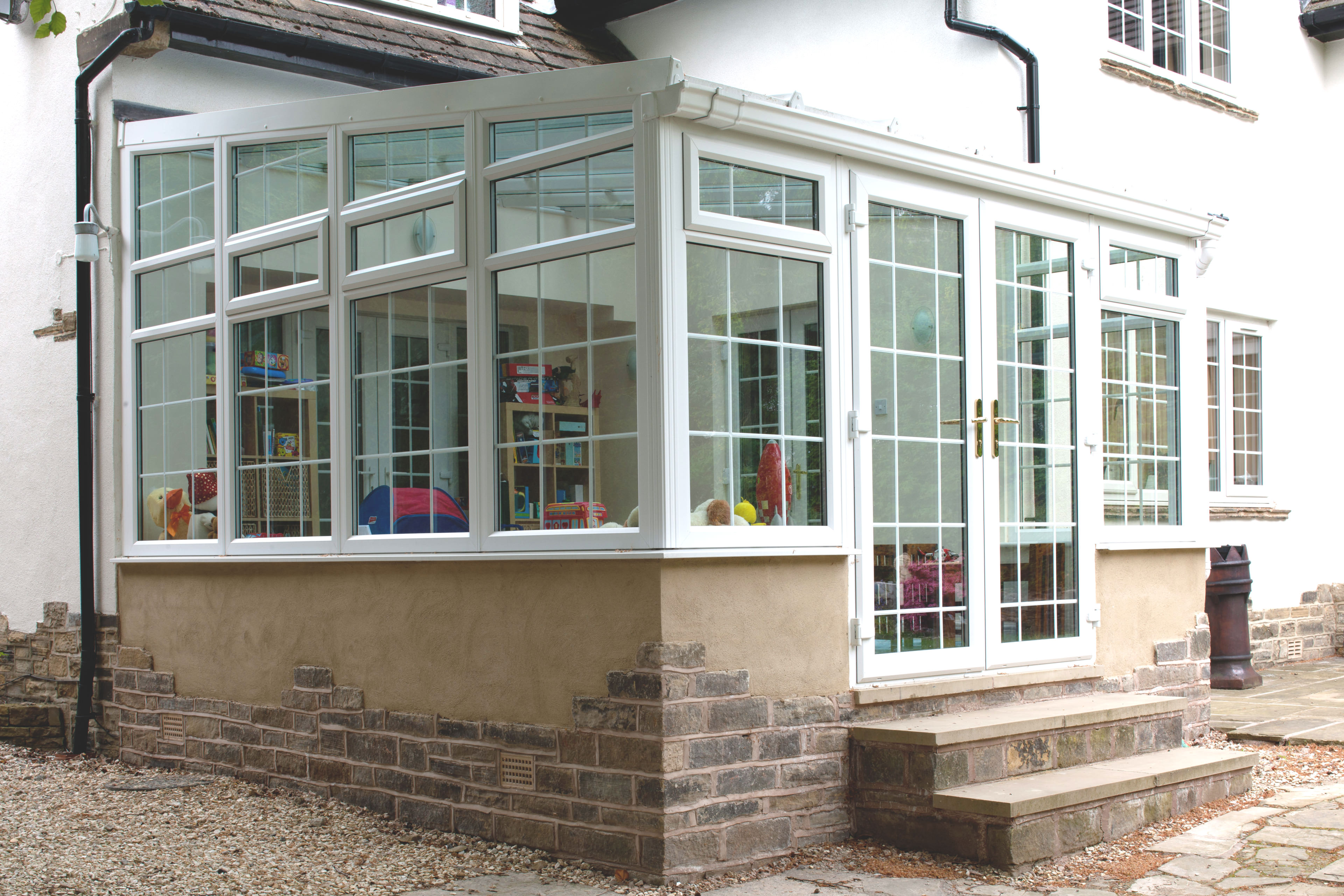 uPVC Lean-To Conservatory Bournemouth