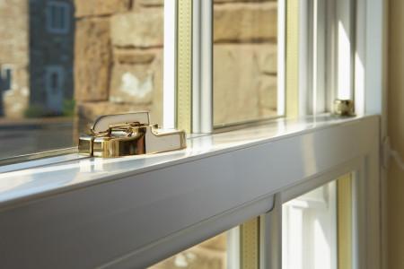 uPVC Sash Window Secured by Design Ferndown