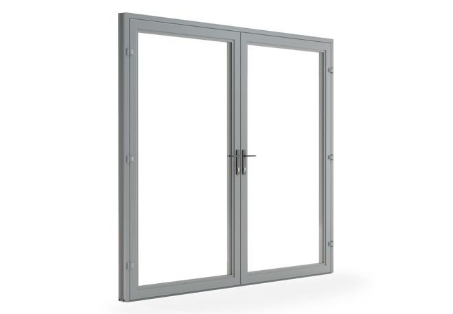aluminium prestige doors