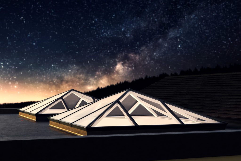 how much do aluminium roof lanterns costs